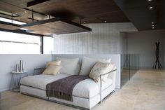 Johannesburg architecture made of rock, steel & wood | Designhunter - architecture & design blog