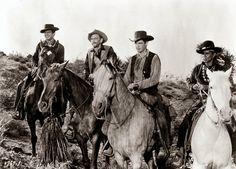 1954 rodeo photos | Four Guns to the Border (1954) starring Rory Calhoun, Colleen Miller ...