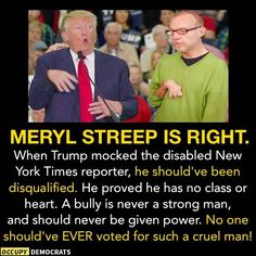 And with all your passion and looking into your heart,,,   this is the man You voted for..?  Your disgusting.