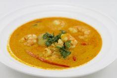 Tom Yum Kung – tajską zupę ostro-kwaśną z krewetkami