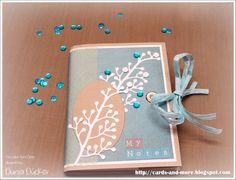 Dunja Dücker ★ Cards und More ★ this is my {he}art place: Die ~ Namites Dies Blog Hop ❤My Notes❤ ❤A...Tutorial...for...you❤