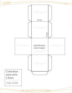 Cg cubo magico-plantilla_cubo by MaaFeeEspiino via slideshare