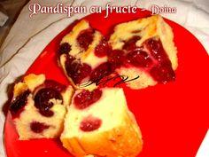 Pandispan cu fructe – Doina | Retete DU-KAN Mamy Vio