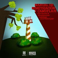Manual de Mimetización de Antenas de la Secretaría de Planeación