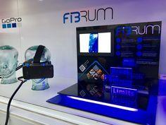 Virtual Reality Anspielstation: Fibrum