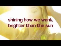Brighter than the Sun - Colbie Caillat