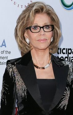 Jane Fonda Hairstyles More
