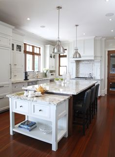 Guelph Century Home custom kitchen cabinetry.