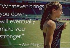 My soccer inspiration