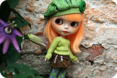 I always wanted a Blythe doll.  A reproduction would be fine with me.