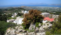 """"""" Good morning from Kos Island View from Asfendiou Dikeos Greece Islands, Kos, Mountains, Mansions, House Styles, Twitter, Nature, Photography, Travel"""