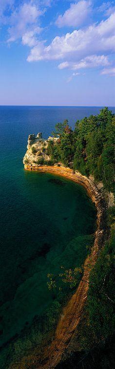 Lake Superior Upper Peninsula MI USA