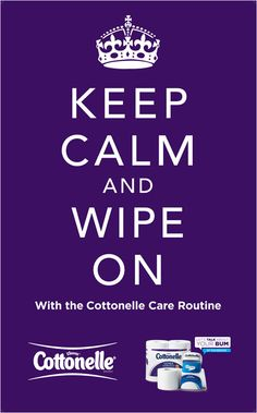 #Cottonelle Care Routine – Be Kind To Your Behind #LetsTalkBums