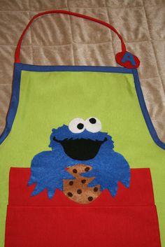 Muppets Delantal niño