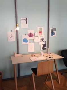 Hay Chair, Furniture Collection, Office Desk, Corner Desk, Furniture Design, Interior, Inspiration, Home Decor, Slim
