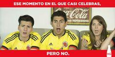 Coca Cola con la Selección