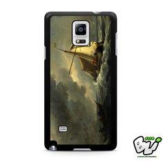 Artistic Samsung Galaxy Note 4 Case