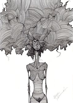 INKED .sketchbook 2 by Omar Shammah, via Behance