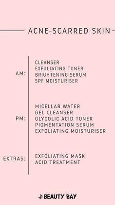 Skin Care Routine For 20s, Skin Routine, Skincare Routine, Dry Skincare, Korean Skincare, Beauty Routines, Oily Skin Care, Face Skin Care, Acne Skin
