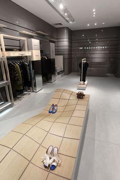 UMix multi brand store - AS Design, Macau store design