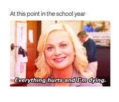 Me since the first day