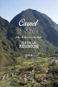 carnet_de_voyage_ile_de_la_reunion_day4 Voyage Reunion, Travel Around The World, Around The Worlds, Belle France, Amazing Destinations, Travel Inspiration, Road Trip, Places To Visit, Island