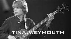 Tina Weymouth