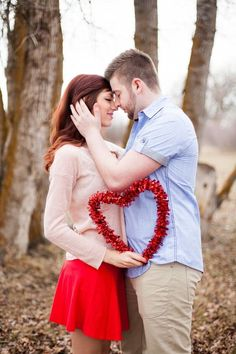 Cute Valentine's Day Couple Photography Ideas #Various #Musely #Tip