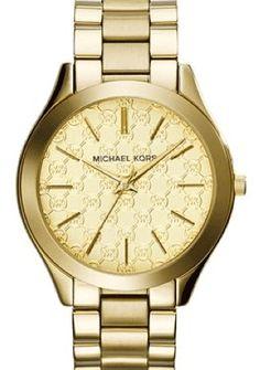 62a2c7ff1 MK3365 R$1.891,00 Relógio Michael Kors, Relógio De Aço Inoxidável, Pulseira  De