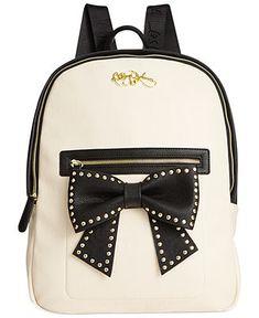 Betsey Johnson Backpack - Handbags & Accessories - Macy's