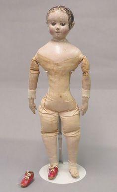 Izannah Walker Chronicles: Wonderful Izannah Walker Doll Available