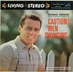 caution! men swinging : dennis farnon and his orchestra