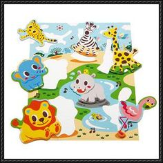"""This paper toy is designed by canon papercraft. This """"shape matching puzzle"""" is great for the little ones. Fit the pieces into the correct space on the bas"""