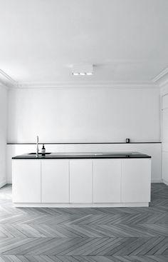FESTEN Architecture | Appartement Paris 7 Seine