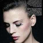 Textural, decadent, glamorous makeup perfect for Xmas, NYE and the party season in general!