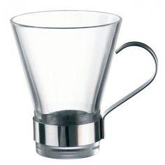 Bormioli Rocco Ypsilon Cappuccino Mug 220ml