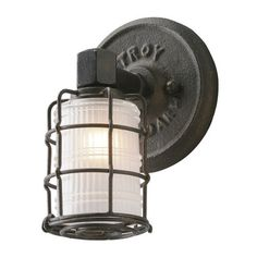 Troy Lighting Mercantile 1 Light Vanity Light