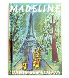 Madeline // classic #design_inspiration...must read to the grandkids....who doesn't remember Madeline?