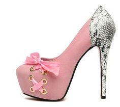 Sapato De Salto Altos Scarpins Especial