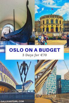 Oslo on a Budget – 3 Days for €70