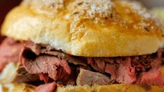 New York - Beef on Weck - 50 States, 50 Sandwiches - Zagat