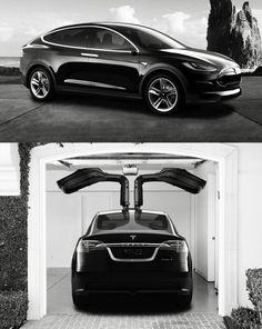 Tesla X Electric SUV