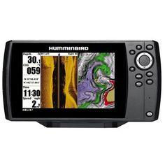 Humminbird Helix 7x SI/GPS Combo - USA and International Model 409850-1M w/$50 Mail-In Rebate