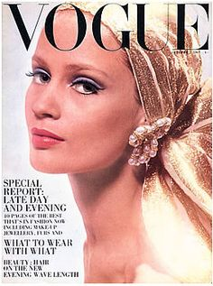 1960′s VOGUE Covers