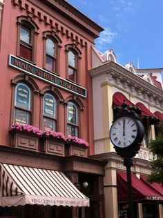Mainstreet USA | Disneyland Paris