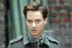 Schilling, Tom - Actor, Germany - role as Friedhelm Winter in the ZDF-3-episode-series 'Unsere Muetter, unsere Vaeter'