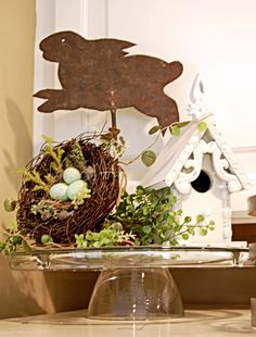The Blessed Nest: Home is...Easter 2010 Memories