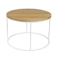 okrągły skandynawski stolik kawowy   869,00zł