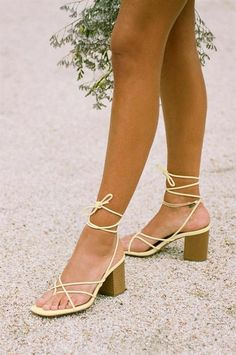 Doc Martens, Lace Up Heels, High Heels, Strappy Block Heels, Cute Shoes, Me Too Shoes, Pretty Shoes, Shoe Boots, Shoes Heels