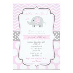 Sash Pink Umbrellaphant Party Packs Ultimate Bingo Guest Girl Baby Shower